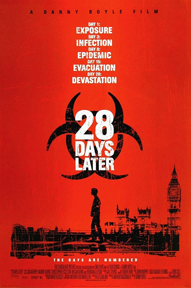 """Danny Boyle inventa nuovi zombi col suo """"28 giorni dopo"""""""