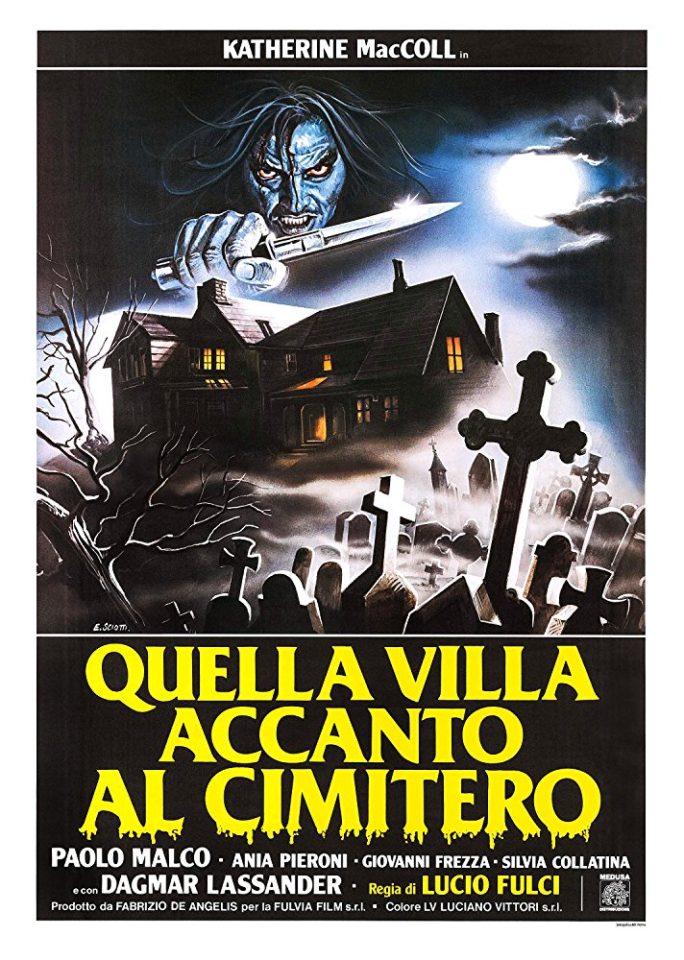 """""""Quella villa accanto al cimitero"""": da Lucio Fulci a Lovecraft"""