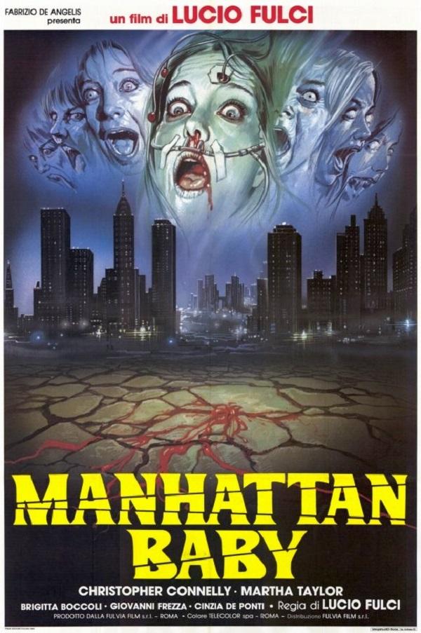 """Manhattan Baby"" (L. Fulci, 1982)"