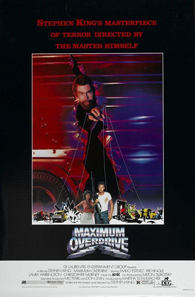 """""""Brivido"""": macchine che si ribellano agli uomini, regia di Stephen King"""