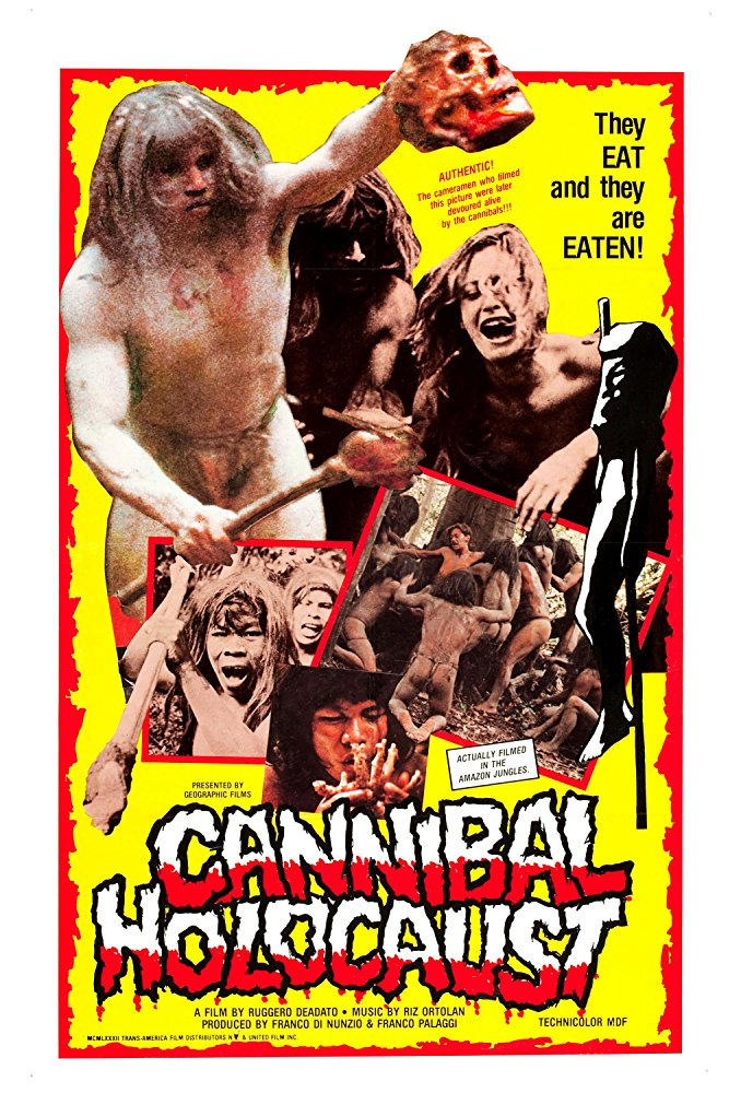 Cannibal Holocaust (R. Deodato, 1979)