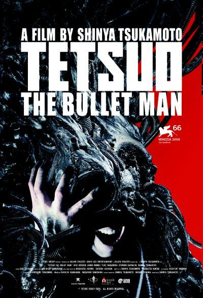 """Tetsuo 3 – The bullet man"" (S. Tsukamoto, 2009)"