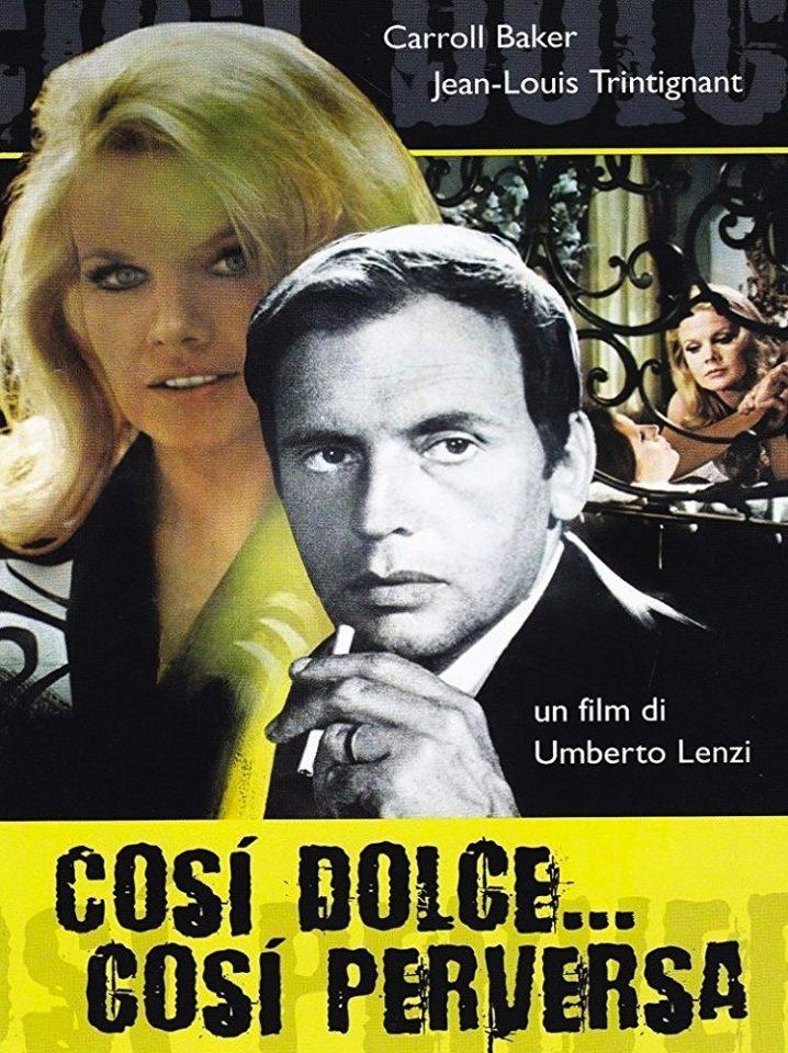 """Così dolce, così perversa"" (U. Lenzi, 1969)"
