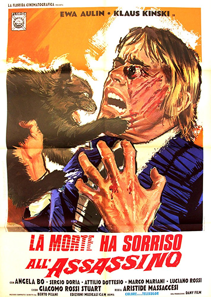 """La morte ha sorriso all'assassino"" (A. Massaccesi, 1973)"