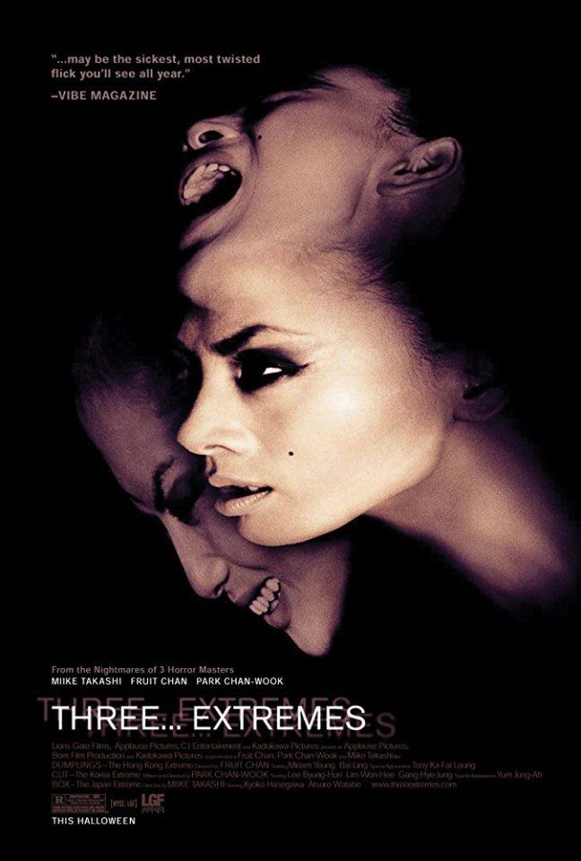 """""""Three… Extremes"""" vi farà passare la voglia di mangiare dal cinese (e non solo)"""