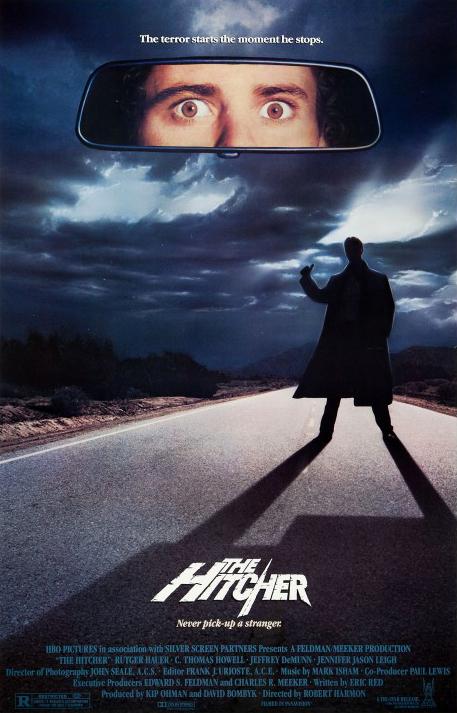 """La lunga strada della paura: """"The hitcher"""" (R. Harmon, 1986)"""