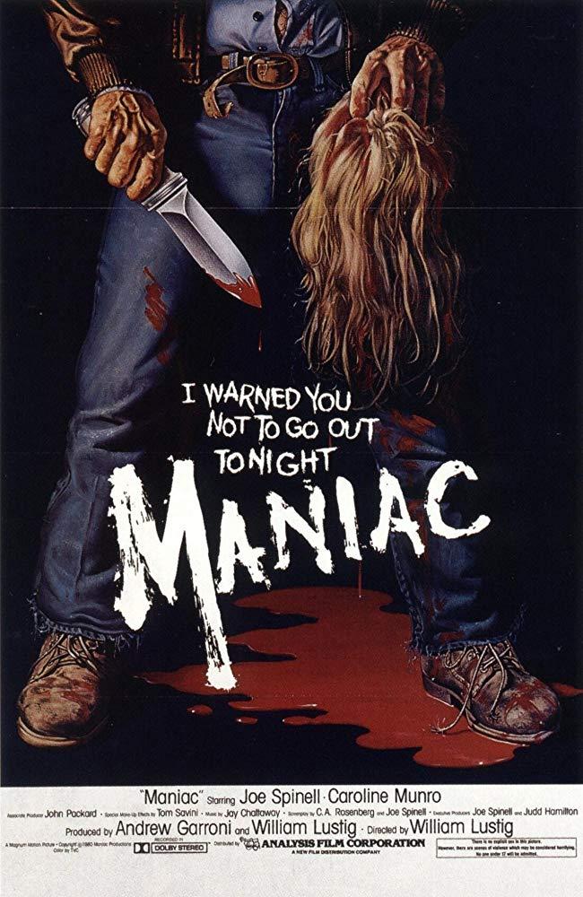 """""""Maniac"""" di Lusting è uno dei migliori serial killer del cinema"""
