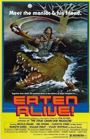 """Coccodrilli o alligatori? """"Quel motel vicino alla palude"""" con Robert Englund"""
