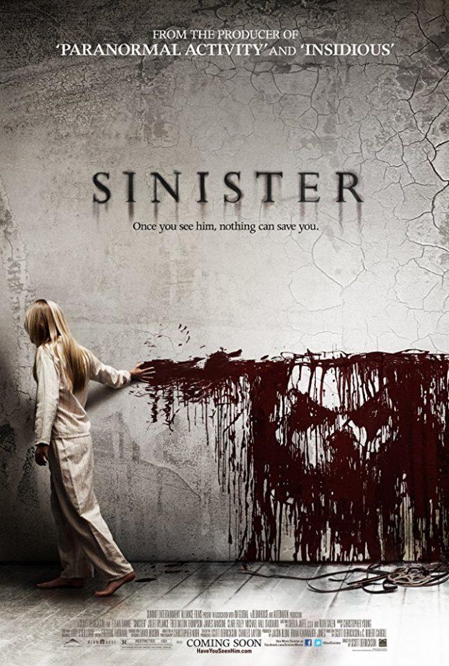 """""""Sinister"""" è la creatura di Derrickson in bilico tra serial killer e sovrannaturale"""