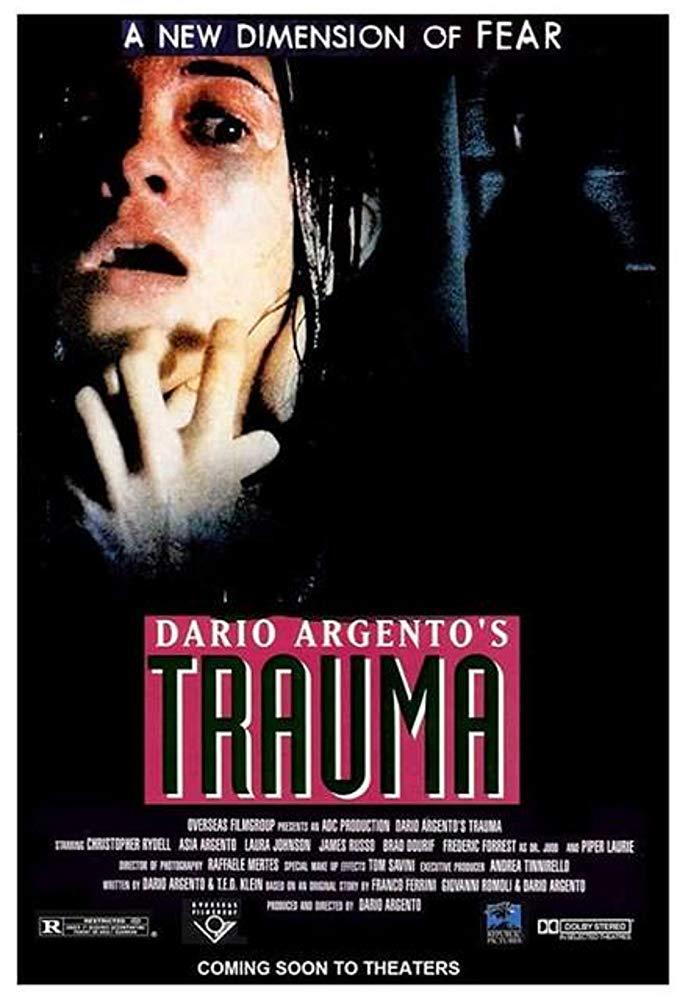 """Con un cappio attorno al collo: """"Trauma"""" di Dario Argento"""