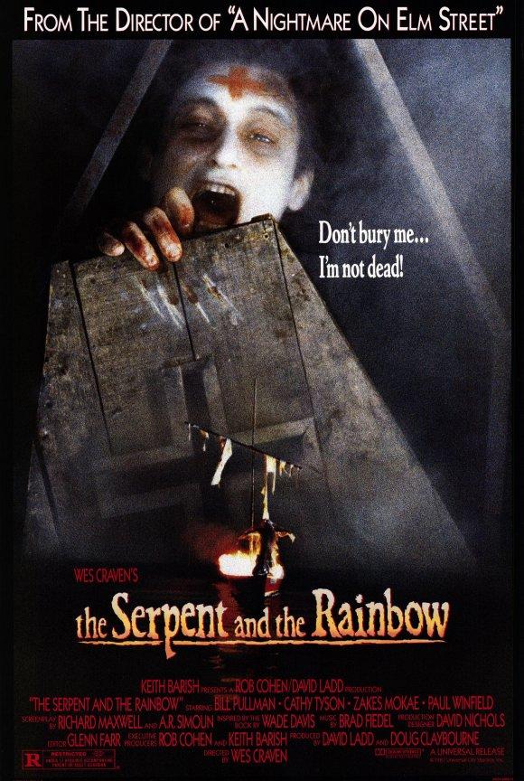 """Voodoo, zombi e dittature militari: """"Il serpente e l'arcobaleno"""" (W. Craven, 1988)"""