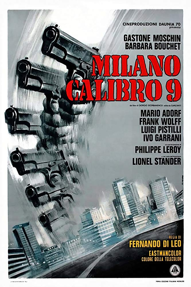 "Poliziesco all'italiana: ""Milano calibro 9"" (F. Di Leo,1972)"