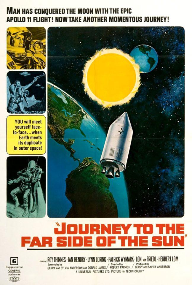 """""""Doppia immagine nello spazio – Doppelgänger"""" (R. Parrish, 1969)"""
