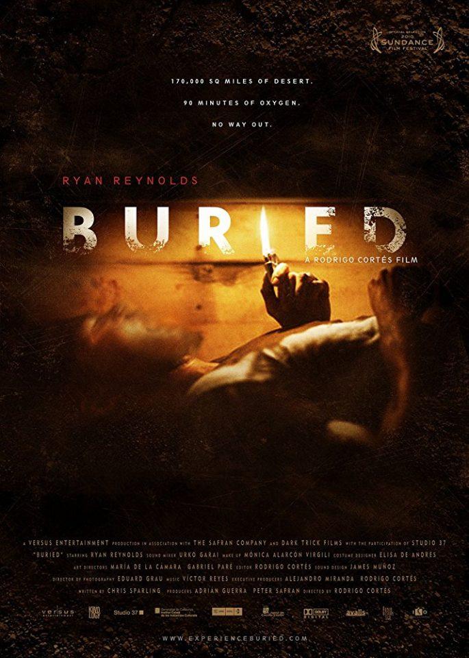 """""""Buried – Sepolto"""": un film vietato ai claustrofobici"""
