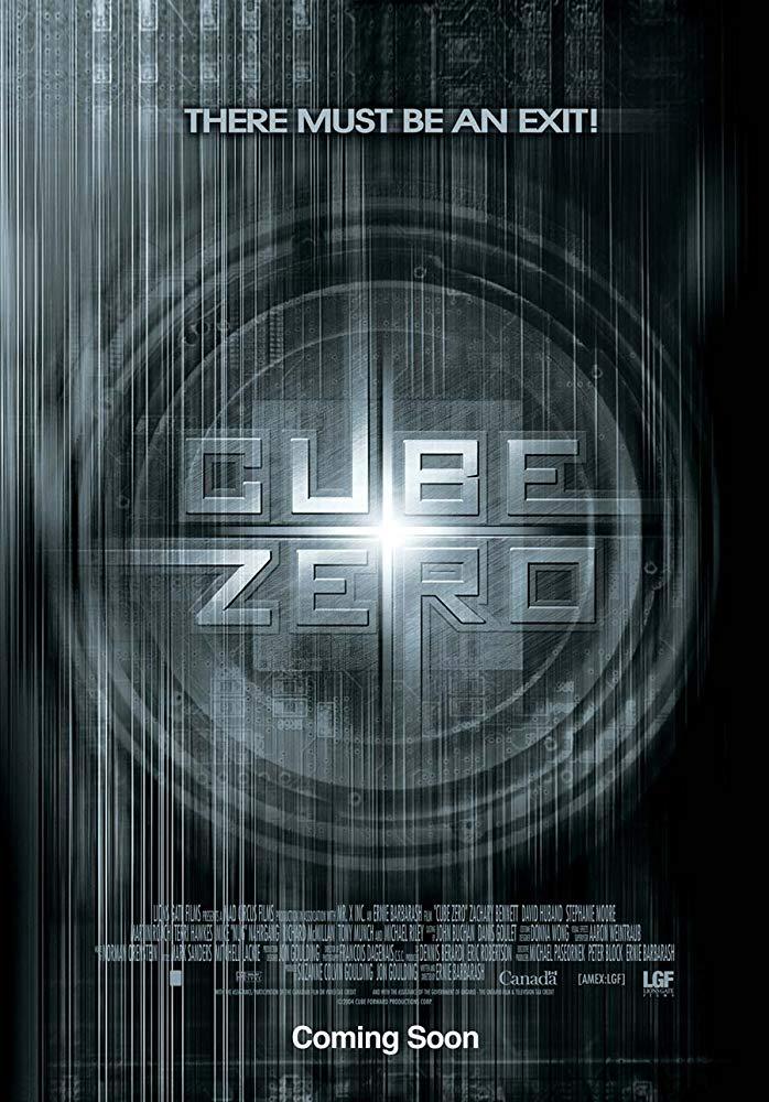 """""""Cube Zero"""" ha due cose interessanti: lo splatter ed il titolo"""