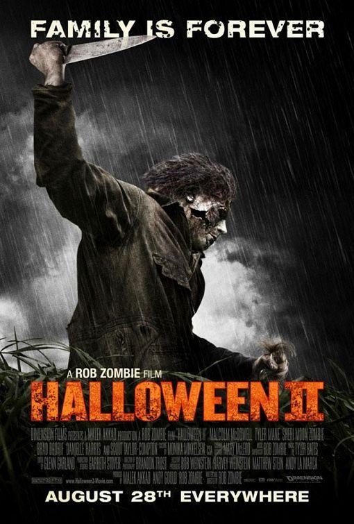 """Perchè """"Halloween II"""" di Rob Zombi è un buon horror"""