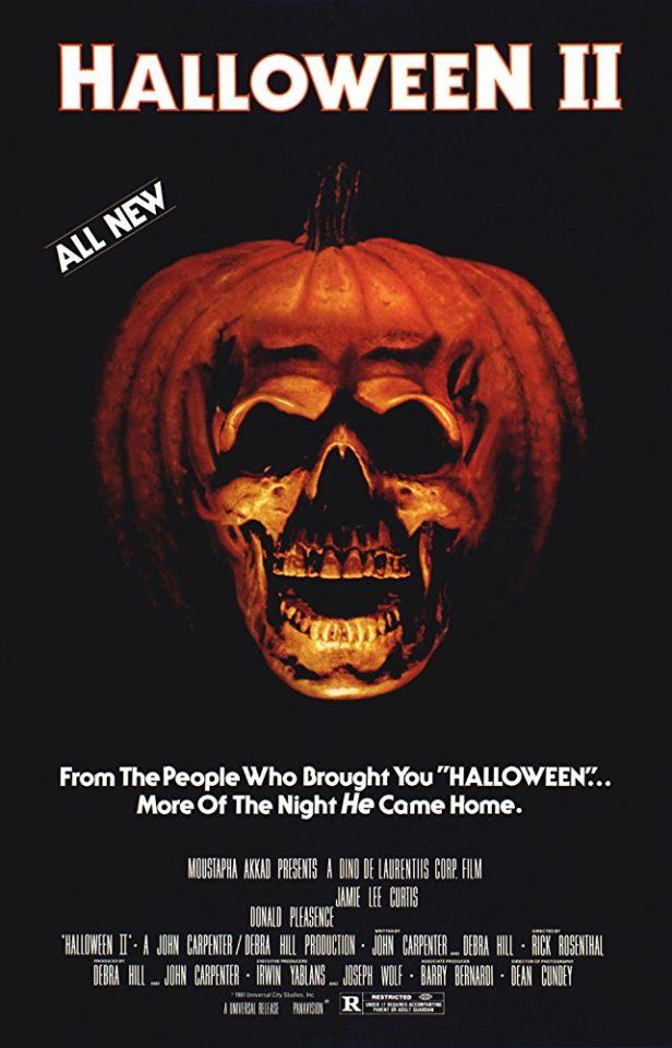 """""""Halloween II"""" (Il signore della morte, 1981, R. Rosenthal)"""