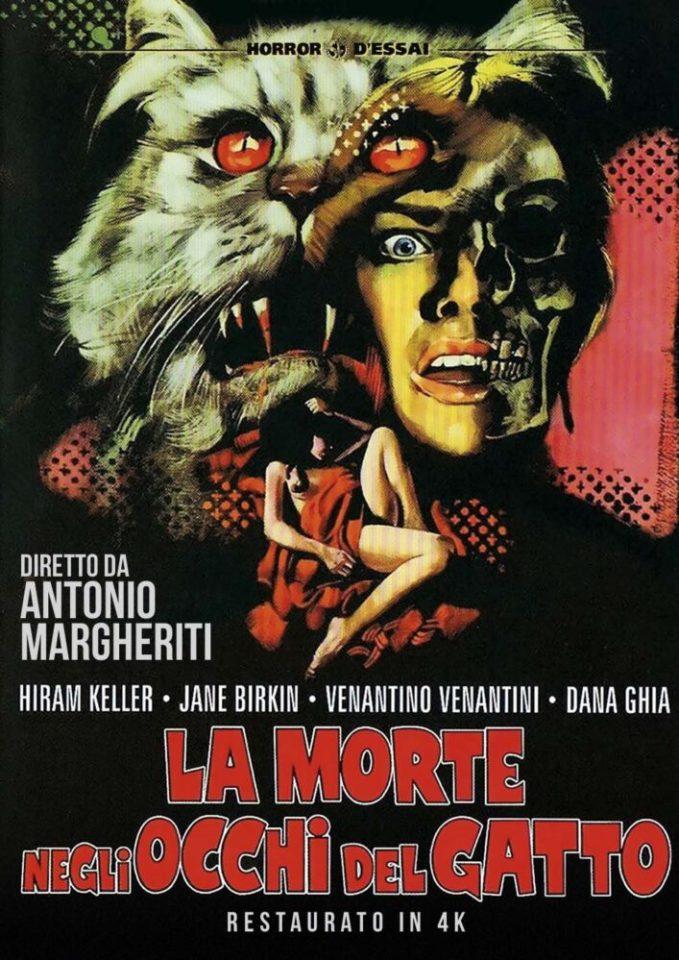 La morte negli occhi del gatto (A. Margheriti, 1973)