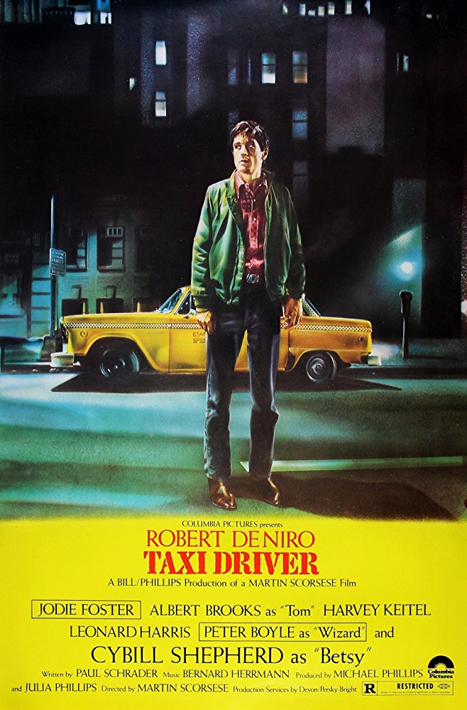 Taxi Driver (M. Scorsese, 1976)