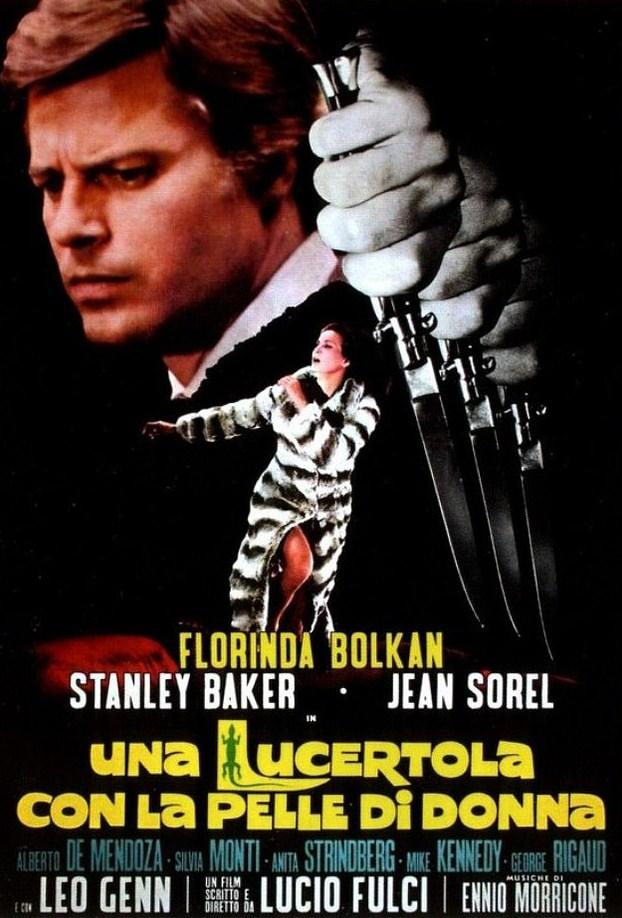 """Thriller psicologico made in Italy: """"Una lucertola con la pelle di donna"""" di Lucio Fulci, 1971"""