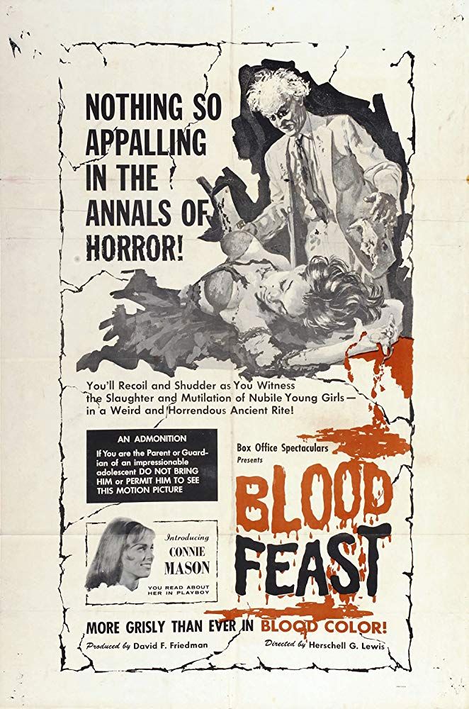 Blood Feast (Herschell Gordon Lewis, 1963)