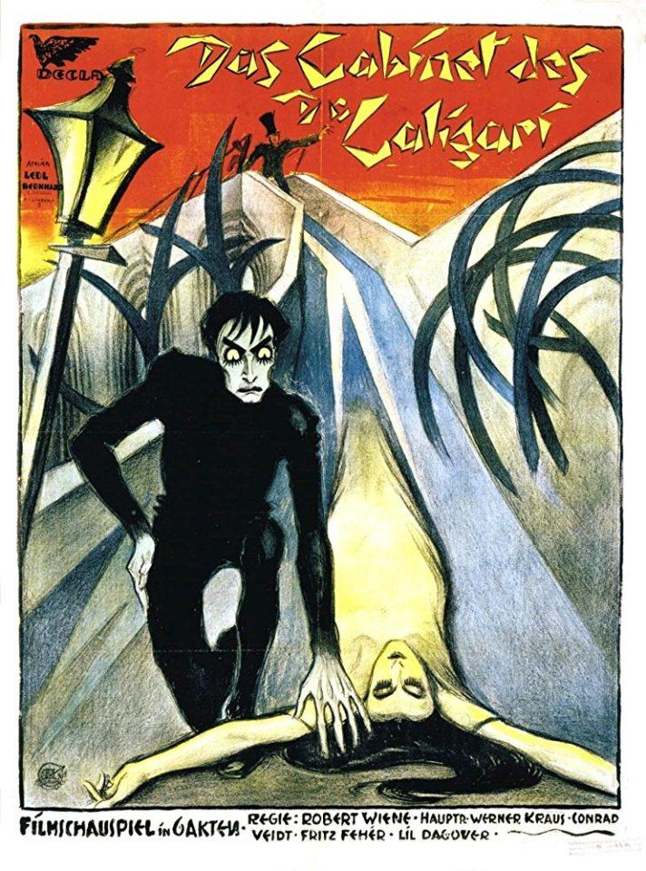"""Espressionismo, simbolismo e follia dentro """"Il gabinetto del Dottor Caligari"""""""