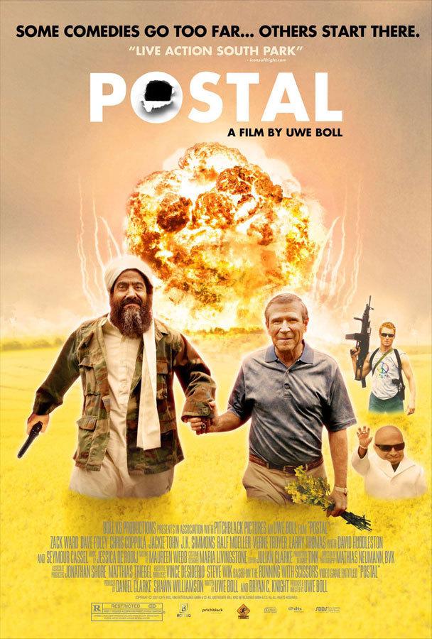 """""""Postal"""" di Uwe Boll è politicamente scorretto e caciarone come piace a noi"""
