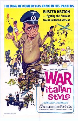 """Franco e Ciccio militari: """"Due marines e un generale"""" (L. Scattini, 1966)"""