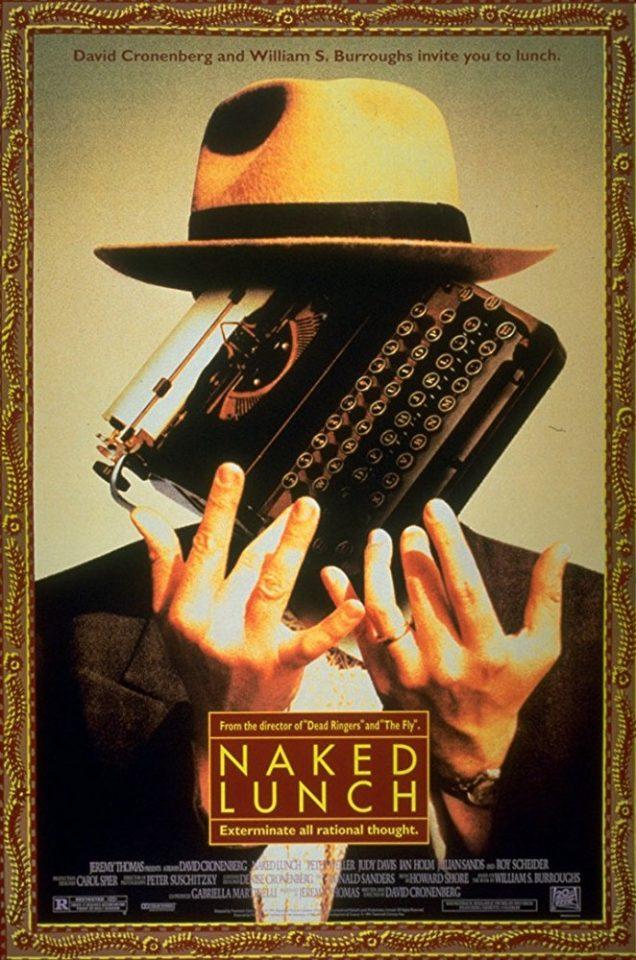 """Cronenberg in salsa Burroughs: """"Il pasto nudo"""""""