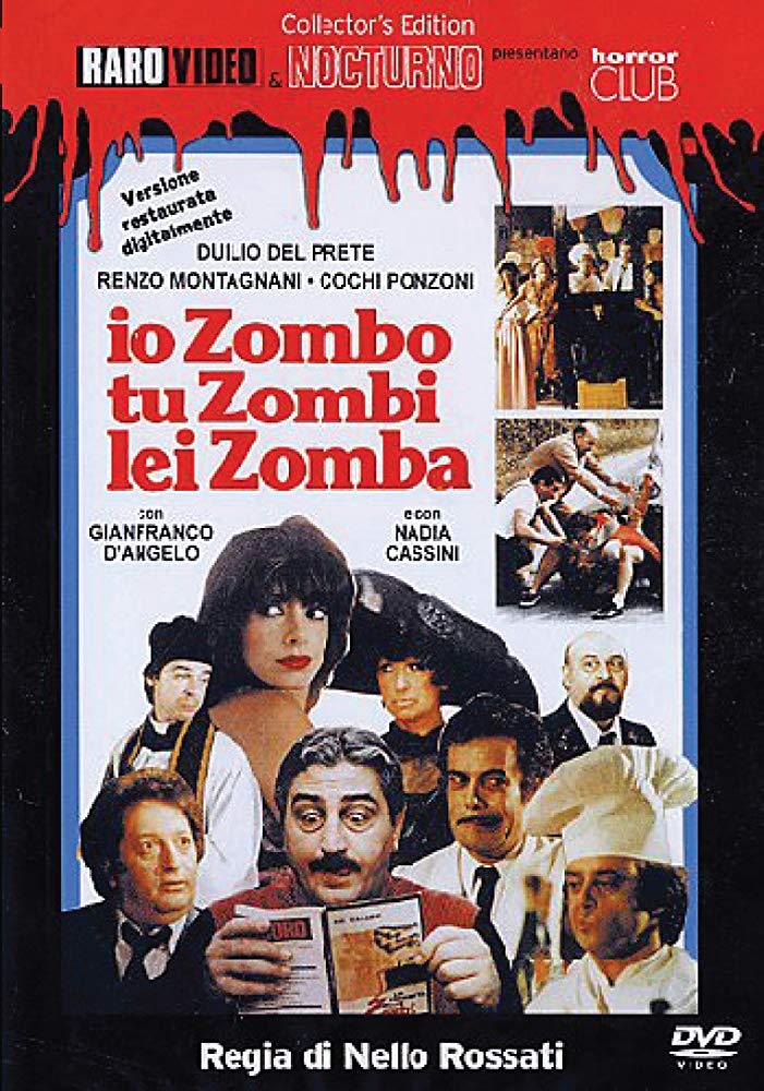 """""""Io zombo, tu zombi, lei zomba"""" è una parodia di film di zombi immensamente sottovalutata"""