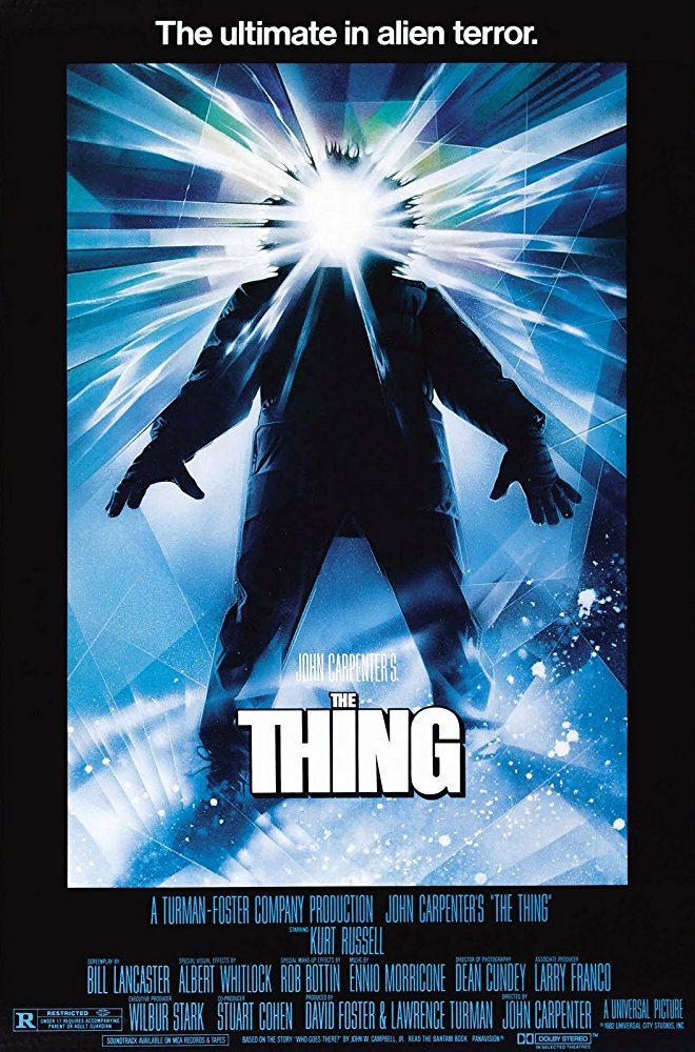 La cosa (J. Carpenter, 1982)