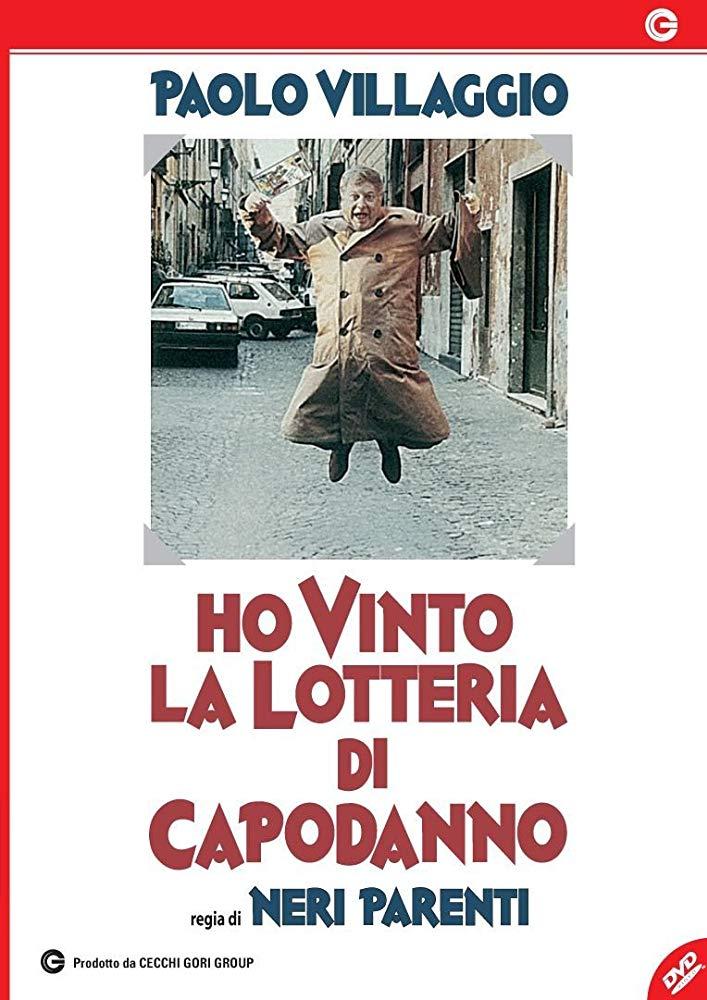 """Paolo Villaggio e l'italiano medio: """"Ho vinto la lotteria di Capodanno"""""""