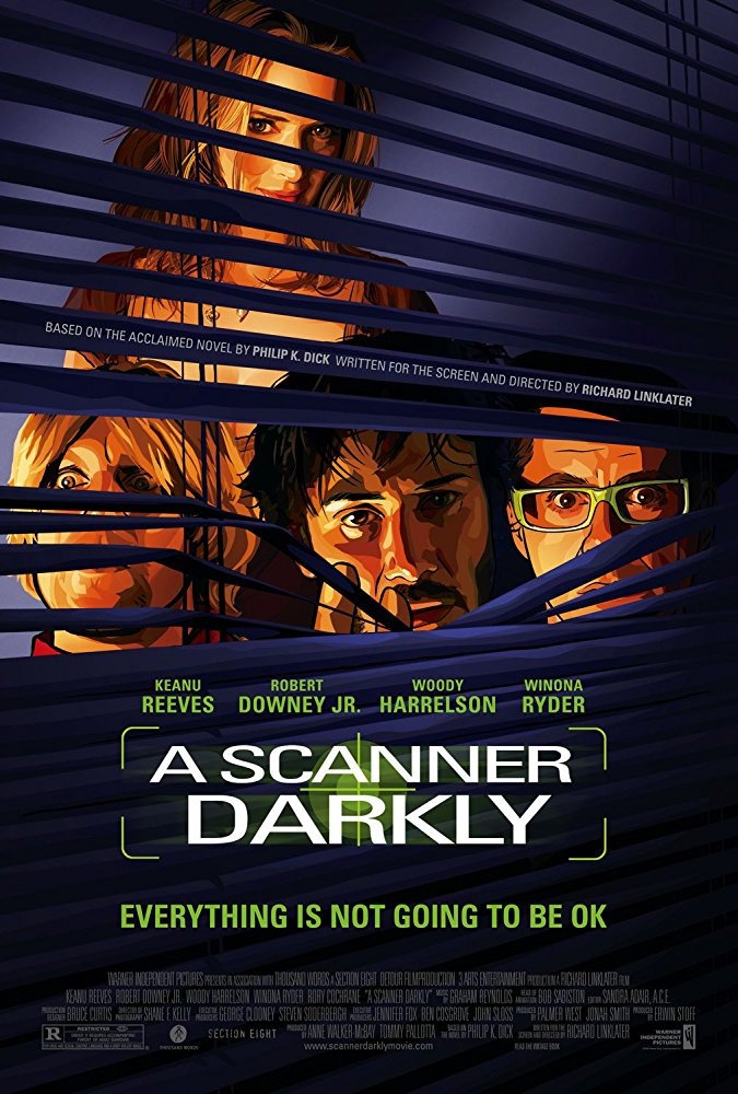 """Un oscuro scrutare"" – A scanner darkly (2006, R. Linklater)"