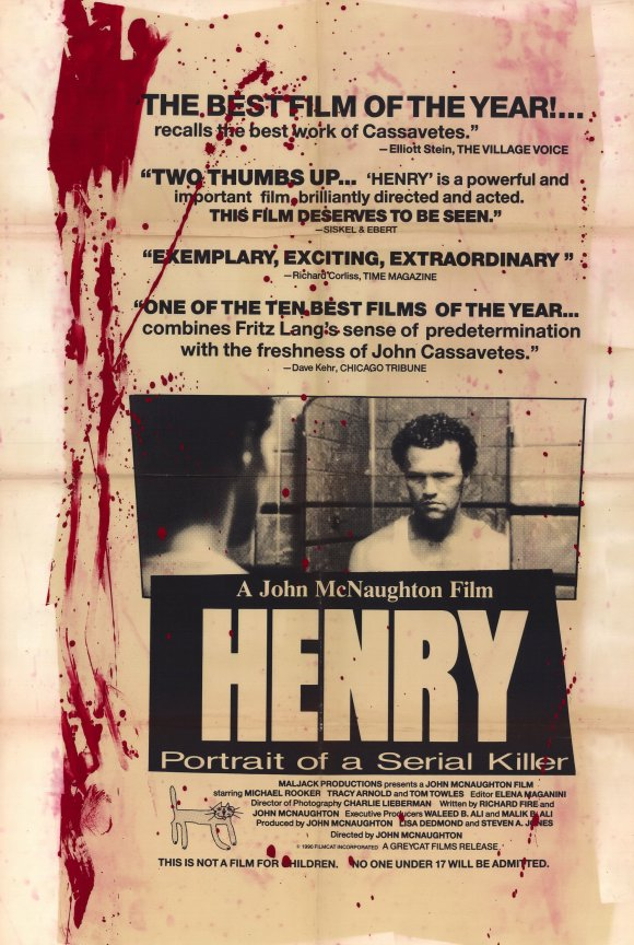 "Film definitivi sui serial killer: ""Henry – Pioggia di sangue"""