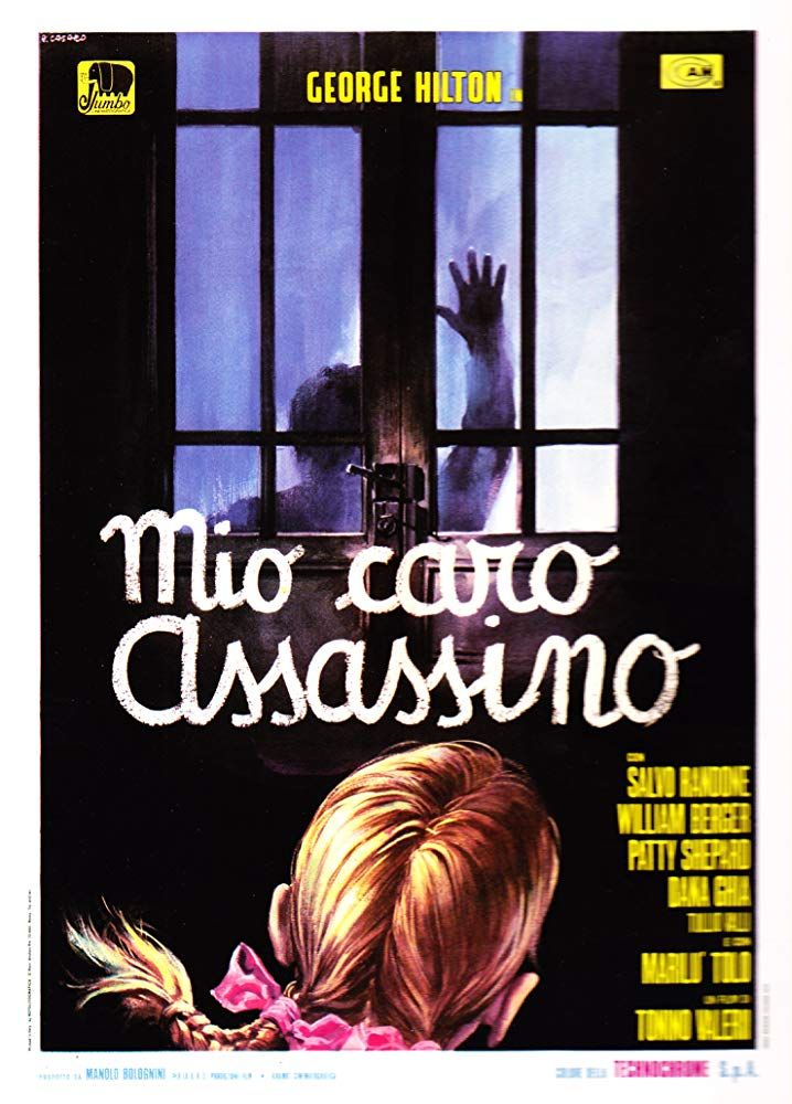 """Mio caro assassino"" (T. Valerii, 1972)"