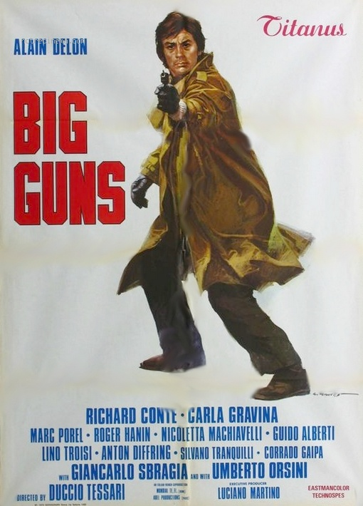 """Tony Arzenta"" (Big Guns, D. Tessari, 1973)"