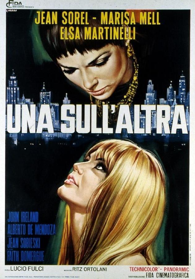 """Il giallo-thriller di Fulci meno noto: """"Una sull'altra"""""""