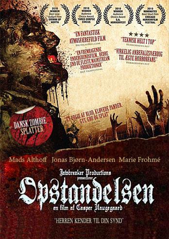 """""""Opstandelsen"""" è un pregevole mediometraggio sugli zombi"""