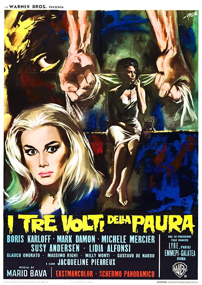I tre volti della paura (M. Bava, 1963)