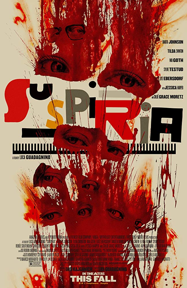 """""""Suspiria"""" di Luca Guadagnino non ha molto a che vedere con quello argentiano"""