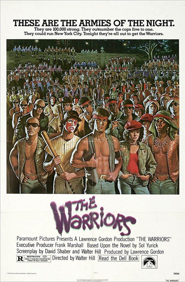 """Cult: """"I guerrieri della notte"""""""