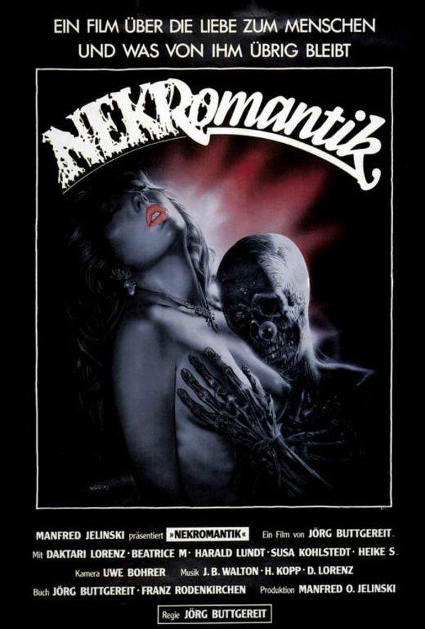 """""""Nekromantik"""" è uno degli horror underground più terrificanti mai giranti"""