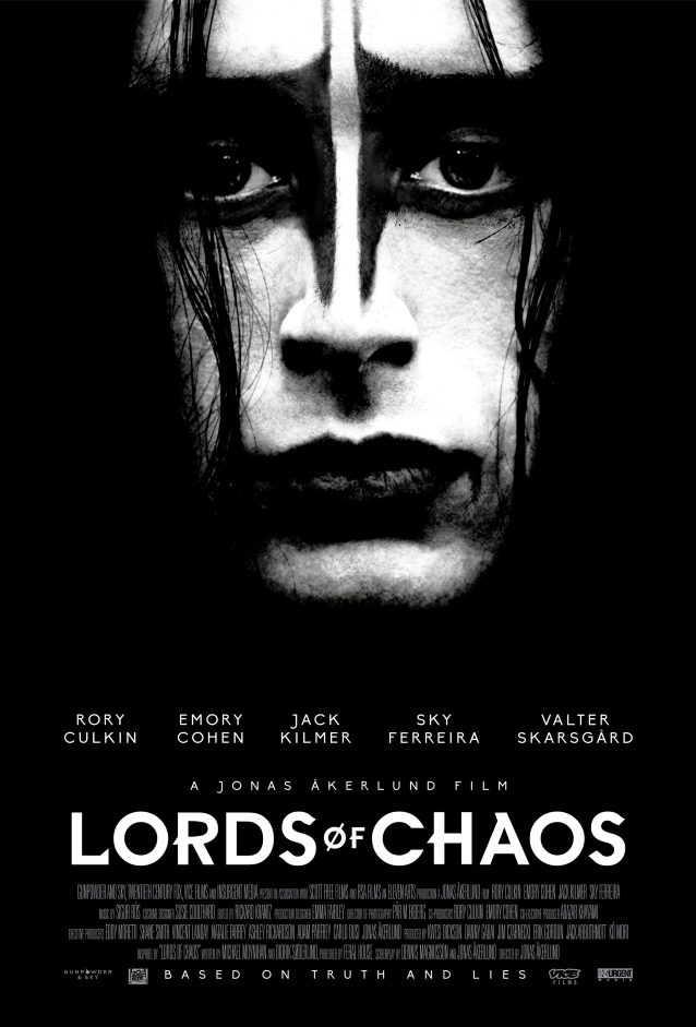 Lords of Chaos (J. Akerlund, 2018)