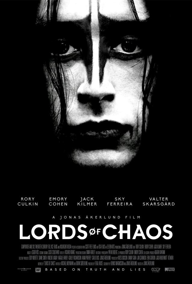 "Akerlund racconta la vera storia dei Mayhem: ""Lords of Chaos"""