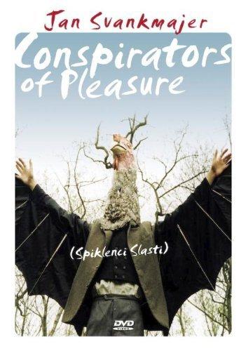 """""""Cospirators of pleasure"""" (Cospiratori del piacere, J. Svankmajer, 1996)"""