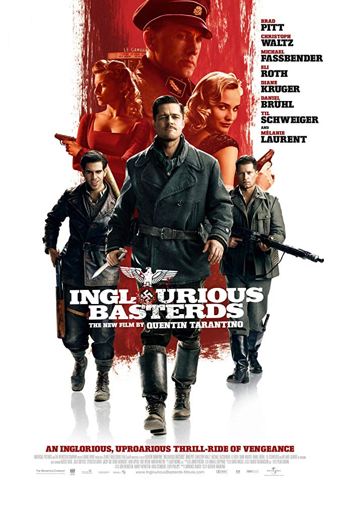 """Inglorious Basterds"" è il revenge movie di Tarantino in chiave anti-nazista"
