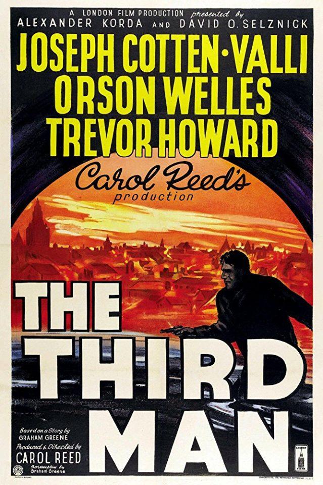 """Il film """"Il terzo uomo"""" riuscirà ad intrigarti ancora oggi (C. Reed, 1949)"""