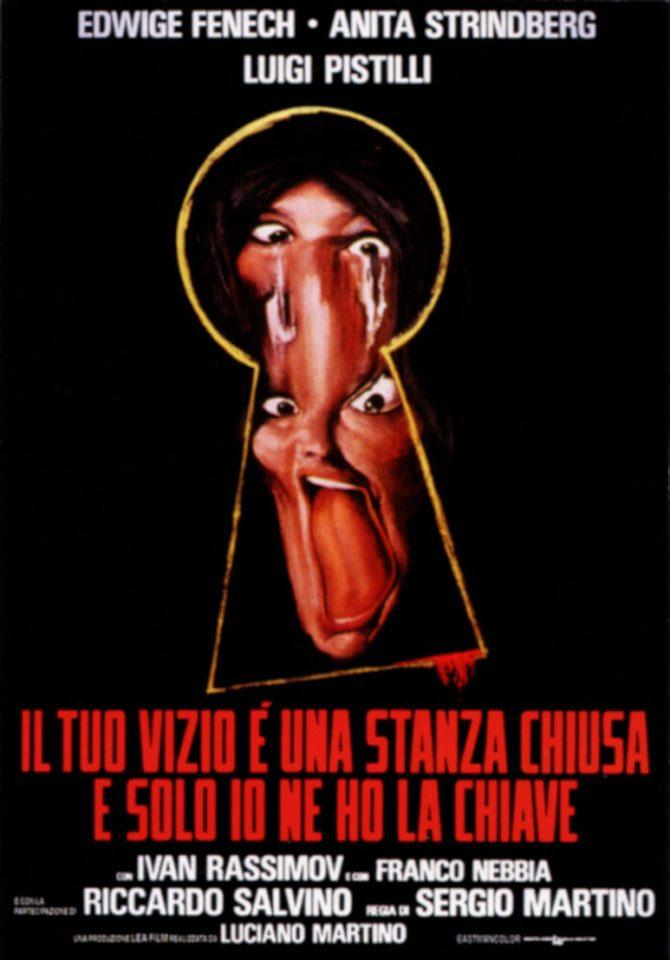 """""""Il tuo vizio è una stanza chiusa e solo io ne ho la chiave"""" (1972, S. Martino)"""