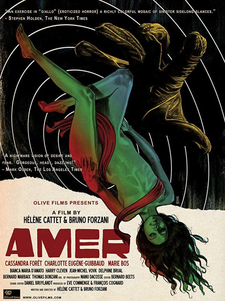 """""""Amer"""": giallo erotico insolito e sperimentale, da non perdere"""