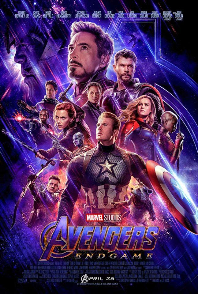 """""""Avengers: Endgame"""" è un cinecomics da vedere una volta nella vita"""